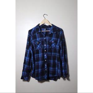 ✨Torrid✨ Button Up Flannel 0x
